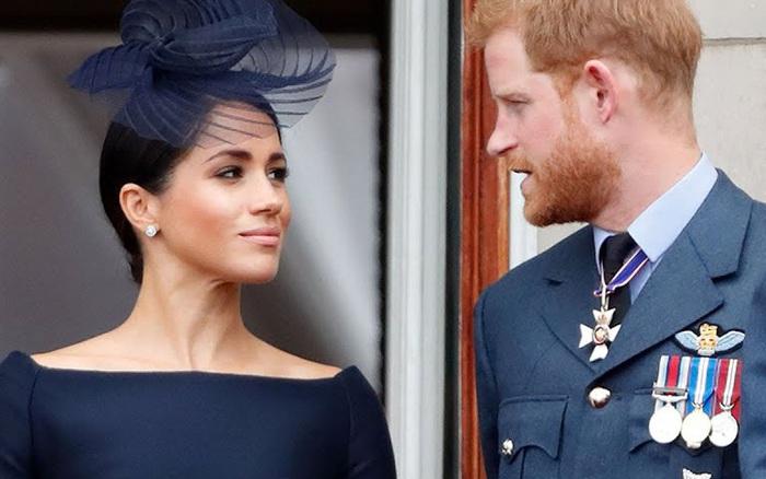 Vợ chồng Meghan Markle và Hoàng tử Harry sẽ là tỷ phú thừa kế của hoàng gia nhưng nhanh chóng lụi tàn