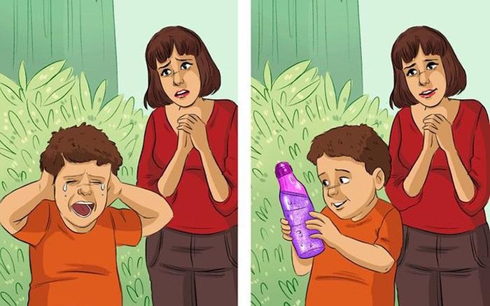 7 cách giúp con nhỏ giải toả sự tức giận