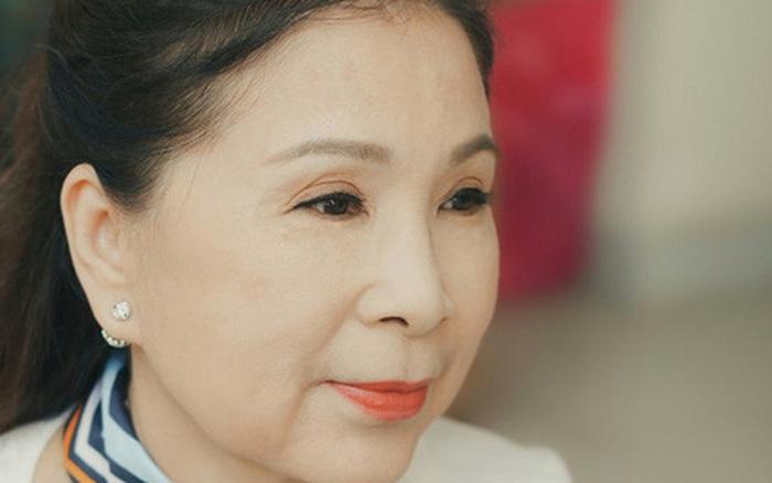 """NSND Kim Xuân: """"Tôi thấy những cuộc tình chóng vánh trên phim trường, kết quả đau đớn lắm"""""""