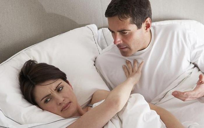 Bỏ chồng đầu tiên vì yếu sinh lý, chồng thứ 2 lại quá khỏe khiến tôi thấy phờ phạc, mệt mỏi cảm giác như...