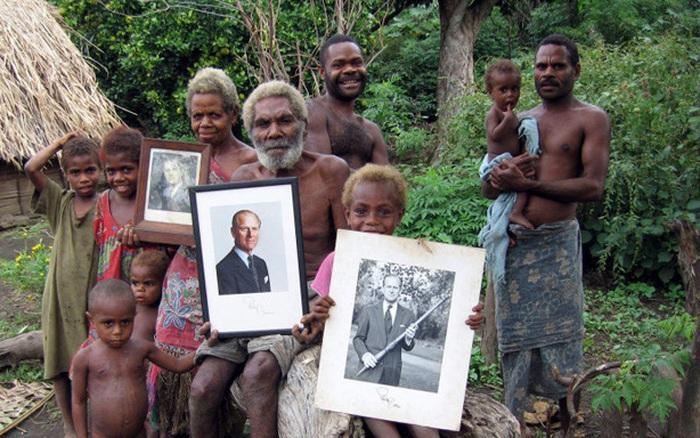 Hòn đảo tôn thờ Hoàng thân Philip như thần - ceo tống đông khuê