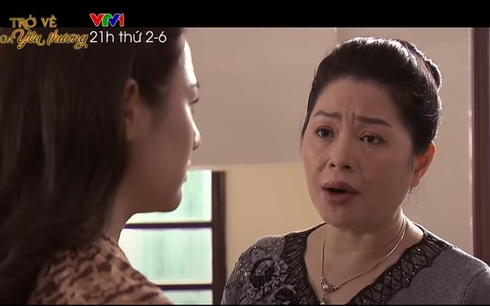 Trở về giữa yêu thương tập 74: Yến quyết định về với Toàn dù bị mẹ ngăn cản?