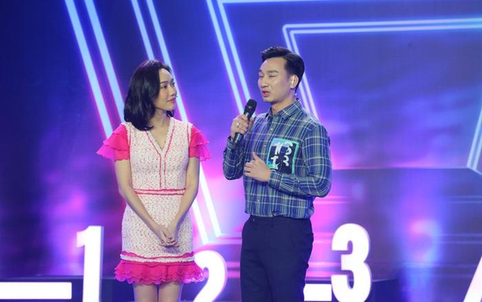 """MC Thành Trung """"rao bán"""" Diệu Nhi trên sóng truyền hình"""