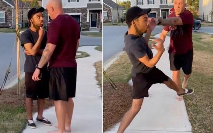 Mỹ: Sĩ quan quân đội bị bắt vì ngăn cản người da màu đi dạo