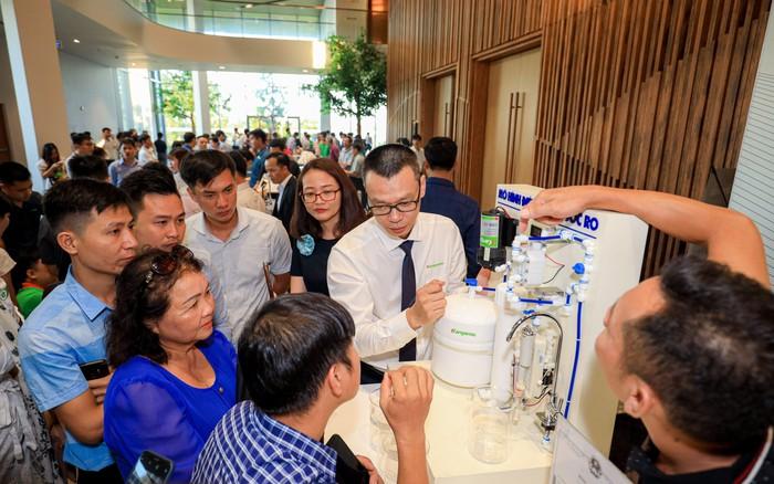 Tương lai của dòng máy lọc nước Hydrogen ion kiềm tại Việt Nam