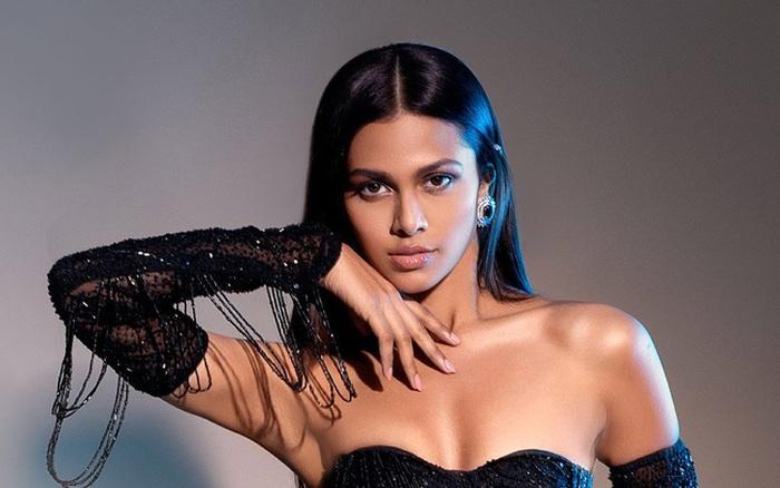 Á hậu Hoàn vũ 2020 - Adline Castelino người Ấn Độ: Sở hữu nhan sắc kiêu sa, từng nhiễm virus trước khi lên...