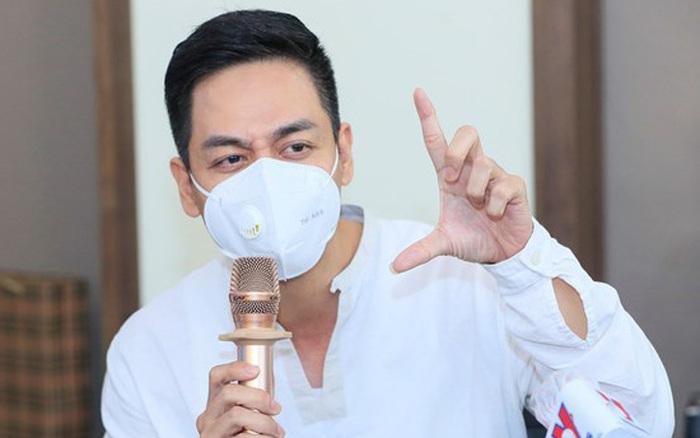 """Nhắc lại thị phi từ thiện, MC Phan Anh: """"Tôi có tham... và ảo tưởng sức mạnh rằng mình giỏi"""""""